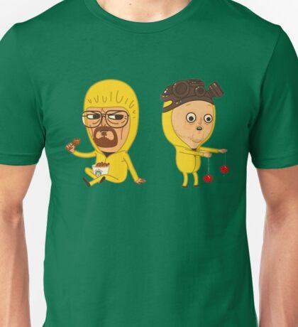 Breaking bad cartoon Unisex T-Shirt