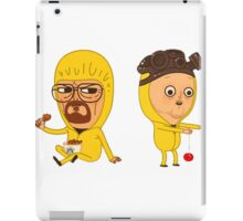 Breaking bad cartoon iPad Case/Skin