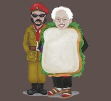 Bernie Sandwich with Sandals Kids Clothes