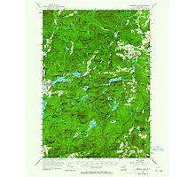 New York NY Paradox Lake 136391 1953 62500 Photographic Print