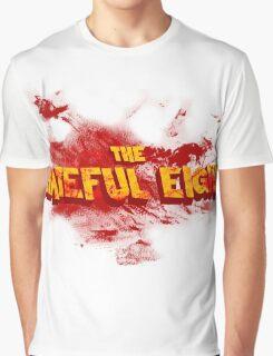 The Hateful Eight |Boodsplatter| Graphic T-Shirt