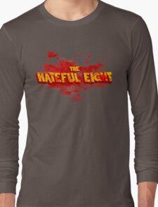 The Hateful Eight |Boodsplatter| Long Sleeve T-Shirt
