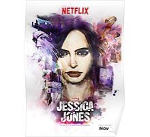 Krysten Ritter/Jessica Jones Poster