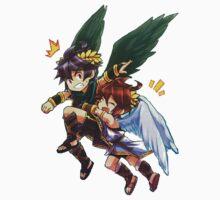 Angel Hugs Kids Tee