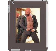 Troy- Suited & Booted iPad Case/Skin