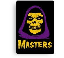 Masters - Misfits Canvas Print