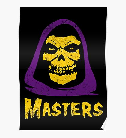 Masters - Misfits Poster