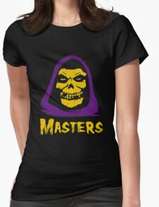 Masters - Misfits Womens Fitted T-Shirt