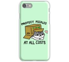 Pickles Protection Squad iPhone Case/Skin