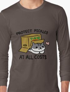Pickles Protection Squad Long Sleeve T-Shirt