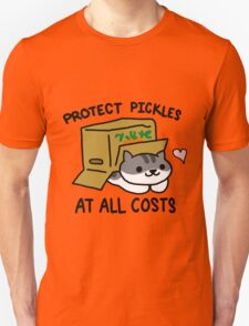 Pickles Protection Squad Unisex T-Shirt