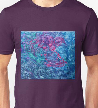 Tropical Bird of Paradise Unisex T-Shirt