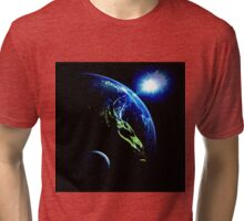 The UNIVERSE in U Tri-blend T-Shirt