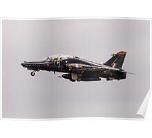RAF Hawk Poster