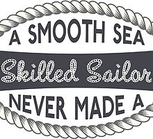 Skilled Sailor Quote by CafePretzel