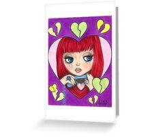 Valerie Greeting Card