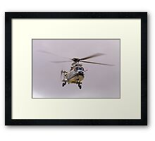 Eurocopter Cougar Framed Print