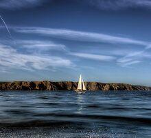 Alderney Sailing 2  by NeilAlderney
