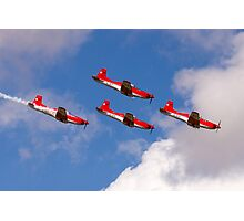 PC-7 Pass Photographic Print