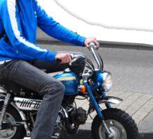 Classy Ride Honda z50 Sticker