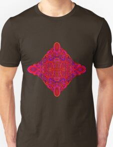 Psychedelic Abstract colourful work 21(partB) T-Shirt