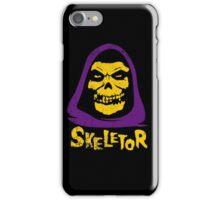 Skeletor - Misfits iPhone Case/Skin