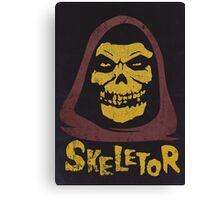 Skeletor - Misfits Canvas Print