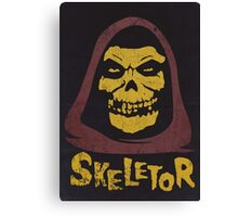 Skeletor - Misfits Canvas Print