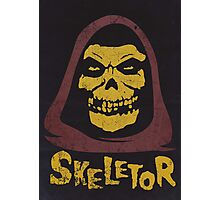 Skeletor - Misfits Photographic Print