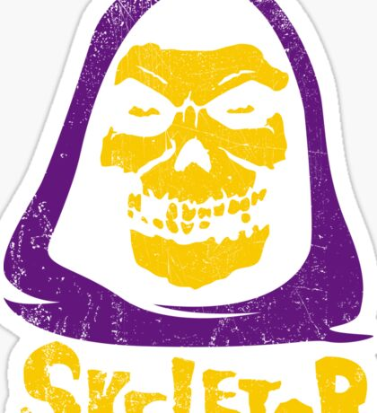 Skeletor - Misfits Sticker