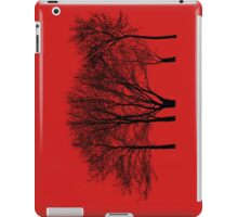 Tree silhouette iPad Case/Skin