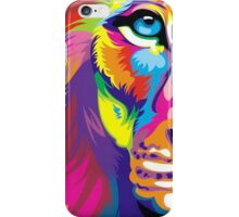 The King [Lion] iPhone Case/Skin