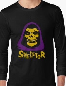 Skeletor - Misfits Long Sleeve T-Shirt
