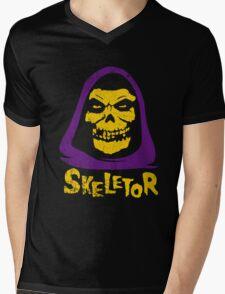 Skeletor - Misfits Mens V-Neck T-Shirt