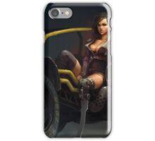 Quatro iPhone Case/Skin