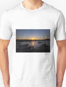 Herbert River Sunset Unisex T-Shirt