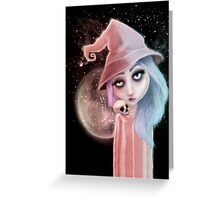 Astro Charmer Greeting Card