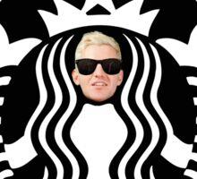 Dillon Francis Starbucks Coffee Sticker