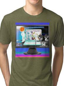 Thanatosensitivity Tri-blend T-Shirt