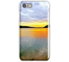 Barrier Lake, Kananaskis, Alberta, Canada iPhone Case/Skin