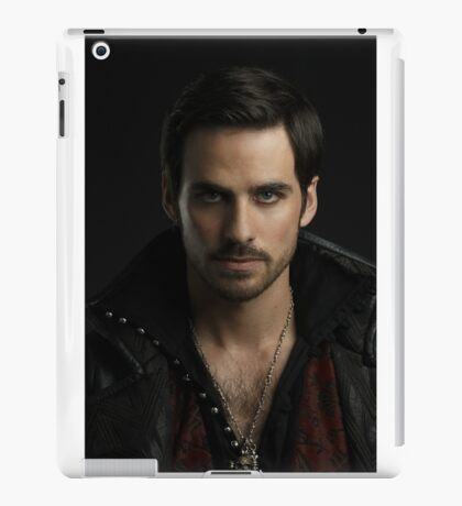 Colin O'Donoghue as Captain Hook iPad Case/Skin