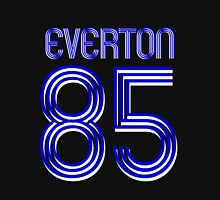 Superteams #85 in a series Everton 1985 Unisex T-Shirt