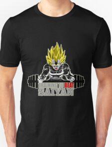 TRAIN-SAIYAN Unisex T-Shirt