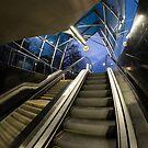 ONZ Metro, Warsaw by AJM Photography