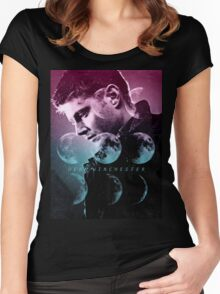 Dean Winchester Women's Fitted Scoop T-Shirt