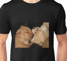 Sister Yellow Puppies Unisex T-Shirt