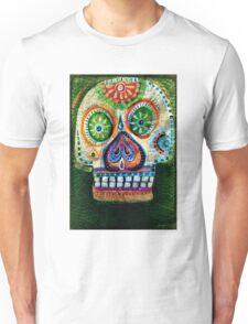 day of the dead - Juntate con lobos y aprenderás a aullar Unisex T-Shirt