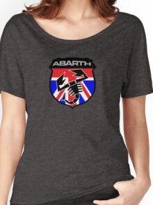 SCORPION / UK Women's Relaxed Fit T-Shirt