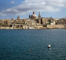 Valetta by Paul Barnett