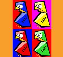 Birds Warhol like T-Shirt